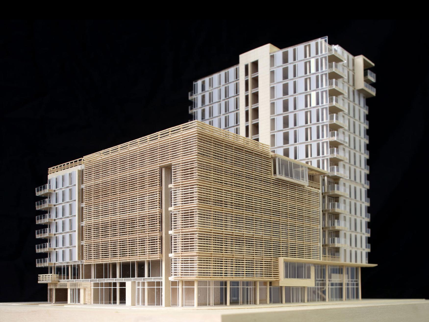 Richard Meier Model Shop Justin Wadge