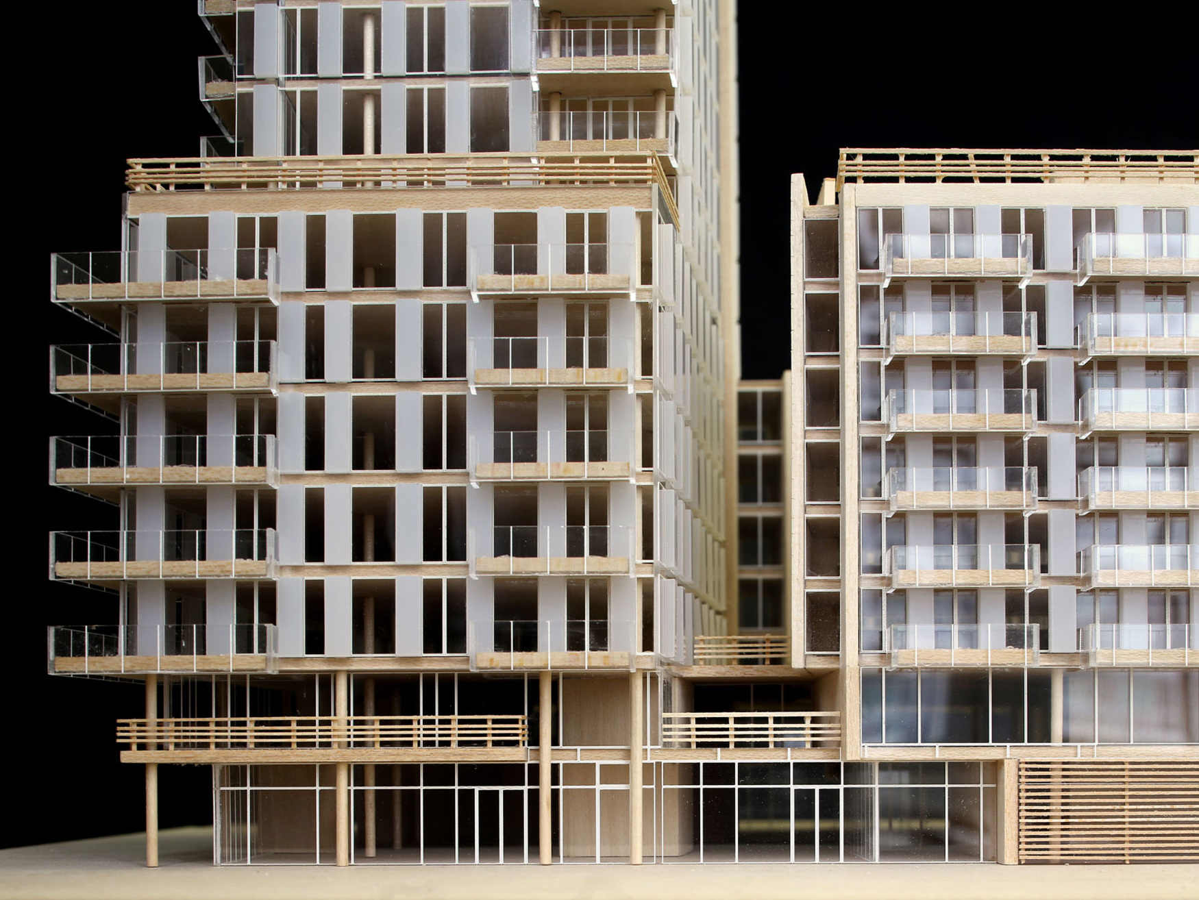 Richard Meier Model Shop Justin Wadge